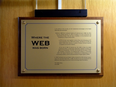 25 años de World Wide Web