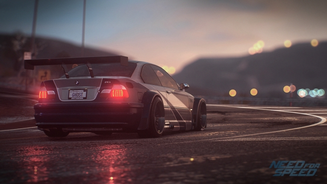 Regresa a Need for Speed, el BMW M3 E46